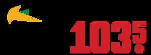 KISF - Image: KISF Zona MX103.5 logo