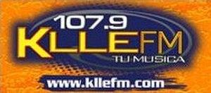 KLLE - Image: KLLE FM 107.9 logo