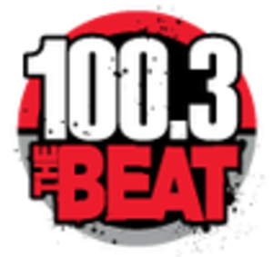 KMJM-FM - Image: KMJM 100.3The Beat logo
