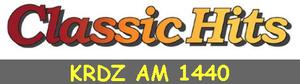 KRDZ - Image: KRDZ logo