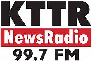 KTTR-FM - Image: KTTR News Radio 99.7 logo