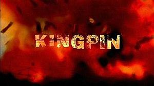 Kingpin (TV series) - Title card