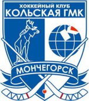 Kolskaya GMK - Club logo.