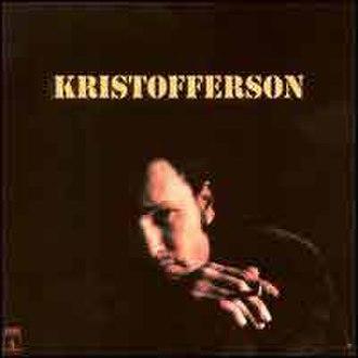 Kristofferson (album) - Image: Kristofferson Album Cover