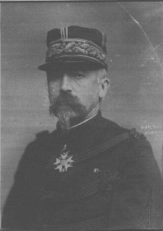 Cần Vương movement - Chef de bataillon Léon-Frédéric-Hubert Metzinger (1842–1914)