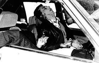 Salvatore Riina - The bodies of Pio La Torre and Rosario Di Salvo, murdered by the Mafia
