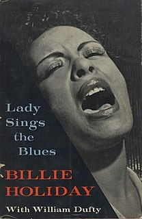 <i>Lady Sings the Blues</i> (book) book by Billie Holiday