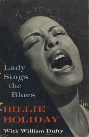 Lady Sings the Blues (book) - First edition