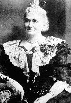 Sir William Dunn, 1st Baronet, of Lakenheath - Lady Elizabeth Dunn (1830–1919), 1909