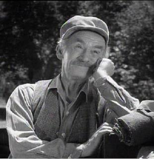 Andy Clyde Scottish/American actor