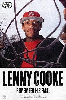 <i>Lenny Cooke</i> (film) 2013 American film
