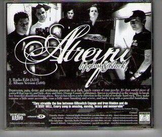 Lip Gloss and Black 2002 single by Atreyu