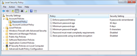 network list manager policies windows 8