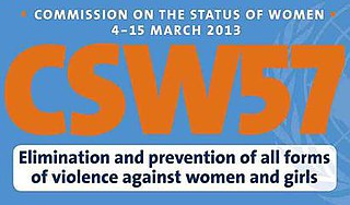 EGM: prevention of violence against women and girls