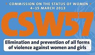 EGM: prevention of violence against women and girls - EGM logo