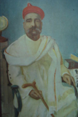 The Arctic Home in the Vedas - Tilak in his Study