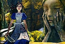 Alice Madness Returns Concept Art Book