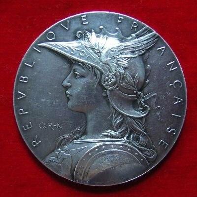 Marianne-silver