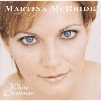 White Christmas (Martina McBride album) - Image: Martina White Christmas