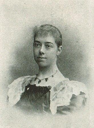 Mary Angela Dickens - Image: Mary Angela Dickens 1896