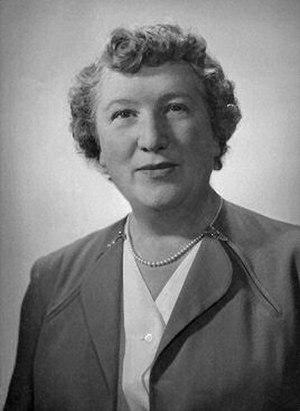 Maud Carpenter - Maud Carpenter (Liverpool Playhouse photograph)