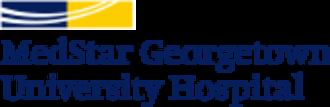 MedStar Georgetown University Hospital - Image: Med Star Georgetown Hospital logo