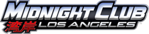 Midnight Club - Most recent version of the series logo, as seen in Midnight Club: Los Angeles