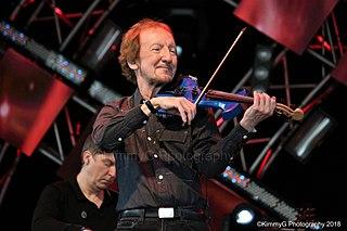 Mik Kaminski English violinist