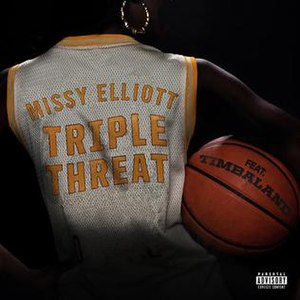 Triple Threat (Missy Elliott song) - Image: Missy Elliott Triple Threat