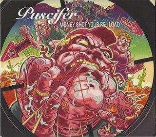 <i>Money Shot Your Re-Load</i> 2016 remix album by Puscifer