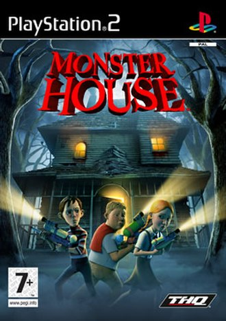 Monster House (video game) - Image: Monster House