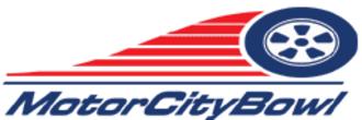 Little Caesars Pizza Bowl - Motor City Bowl logo.