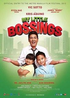 <i>My Little Bossings</i> 2013 Filipino film