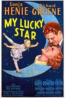 <i>My Lucky Star</i> (1938 film) 1938 film