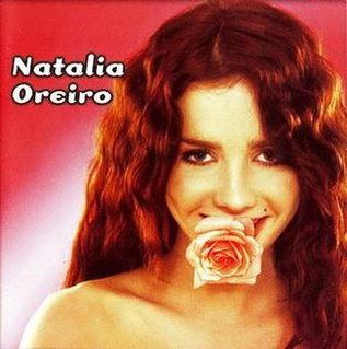 1998 studio album by Natalia Oreiro