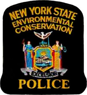 New York State Department of Environmental Conservation Police - Image: New York State En Con Police