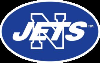 Newtown Jets - Image: Newton Jets Logo