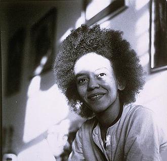 Nikki Giovanni - Giovanni ca. 1980
