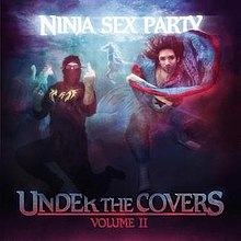 ninja sex party under the covers vol ii
