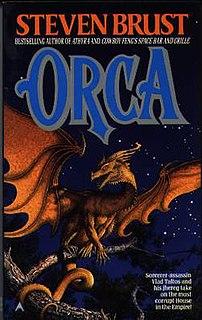 <i>Orca</i> (novel) 1996 novel in the Vlad Taltos series by Steven Brust