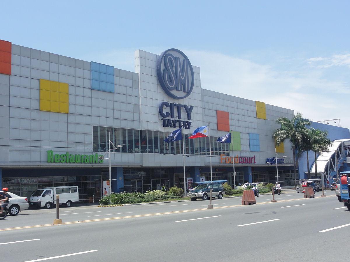 SM City Taytay - Wikipedia