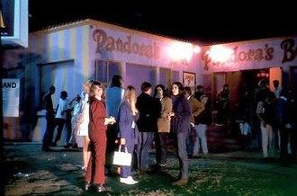 Pandora's Box (nightclub) - Pandora's Box on the Sunset Strip