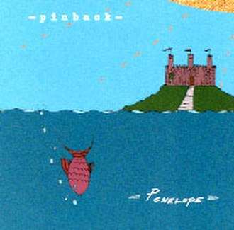 Penelope (Pinback song) - Image: Penelopecover