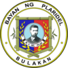 Official seal of Plaridel
