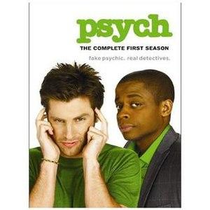 Psych (season 1)