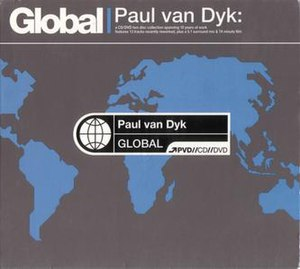 Global (Paul van Dyk album) - Image: Pvd global