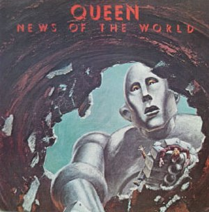 News of the World (album) - Image: Queen News of the World Korean cover