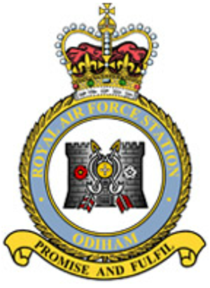RAF Odiham - Promise and fulfil