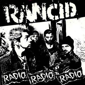 Radio Radio Radio - Image: Rancid Radio Radio Radio cover