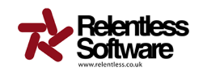 Relentless Software - Image: Relentless logo 256x 93